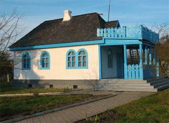 Музей-усадьба Леси Украинки, Колодяжное