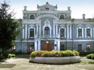 Палац Мерінга, Стара Прилука