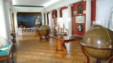 Museum of Shipbuilding and Fleet in Mykolaiv