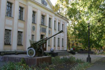 Жовтоводський історичний музей