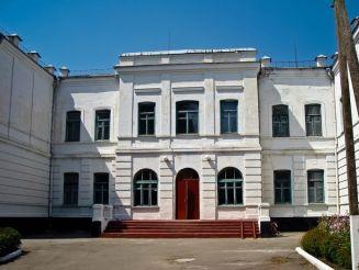 Садиба фон Мекків (Музей Чайковського)