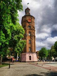 Water Tower, Vinnytsia