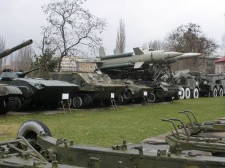Volyn Regional Museum of Ukrainian Troops and Military Equipment