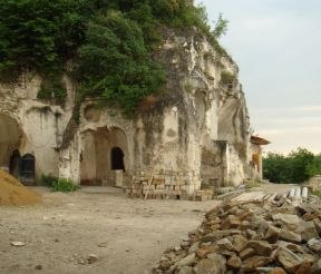 Liadova Rock Monastery