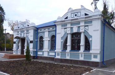 Історико-краєзнавчий музей ім. Петра Калнишевського в Новомосковську