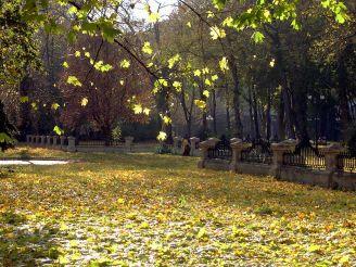 Мариинский парк, Киев