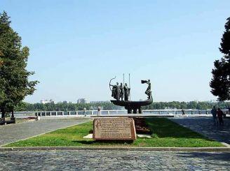Наводницкий парк, Киев