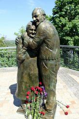 Памятник «Луиджи и Мокрина»