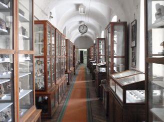 Мінералогічний музей імені Євгена Лазаренка