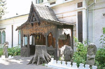Великоанадольский музей леса