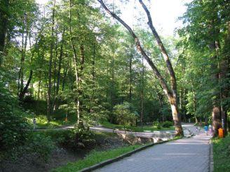 Центральний парк Адамівка (Курортний парк)