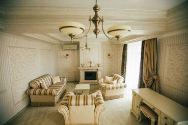 Семейный люкс с балконом