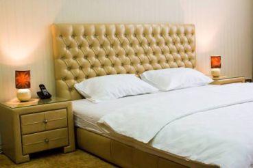 Номер Делюкс с кроватью размера