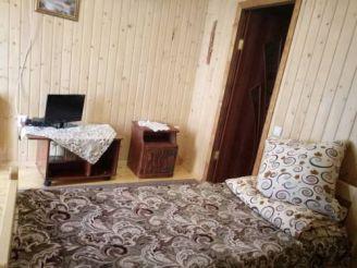 Двомісний номер з двома окремими ліжками