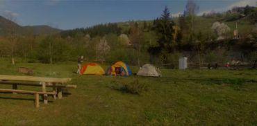 Seday Rafting Camping in Carpathians