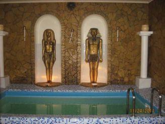Nomera v mini-gostinitse Faraon
