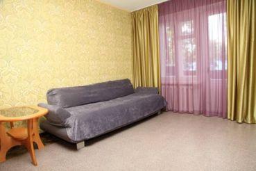 Apartments on Kyrchatova