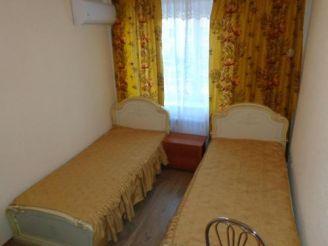 Двухместный номер с 2 отдельными кроватями и ванной