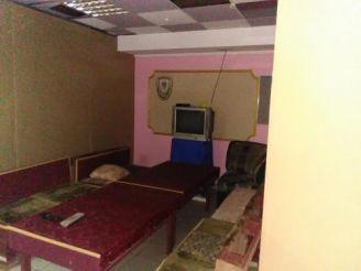 Кровать в общем номере для мужчин