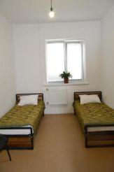 Бюджетний номер з двома окремими ліжками