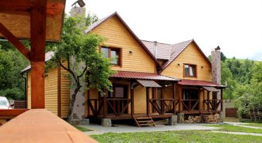 Private House Scherbovets