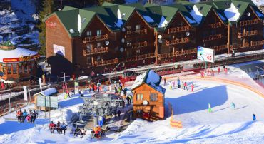 ZimaSnow Ski & Spa Club