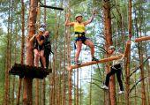 В Иршаве появится Веревочный парк