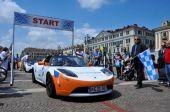 To launch an international marathon Prince of Monaco has chosen Lviv