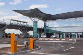 В аэропорту «Борисполь» изменили тариф на парковку