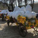 374 больших писанки украсят Киев