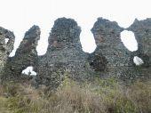 Руины Хустского замка готовят к обновлению и сохранению