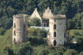 Chervonograd castle restored Poles