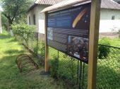 На Закарпатье обустроили туристический путь к месту, где упал метеорит