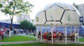 В Одессе снова заработал Музей футбола