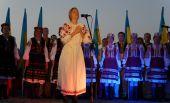 Ужгородцы встретили День независимости Молитвой за Украину