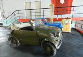 Antique Auto Museum opened in Dnepropetrovsk