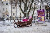 В Киеве открыли самую большую резиденцию святого Николая в Украине