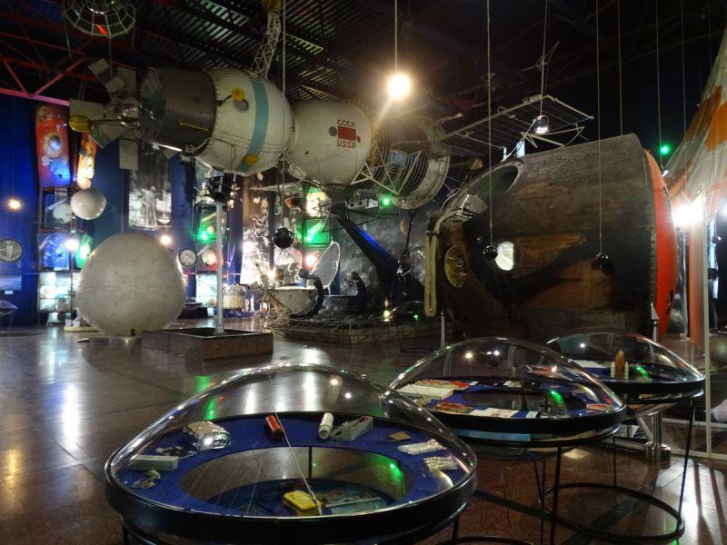 Музей космонавтики в Житомире