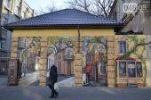 Стрит-арт в Одессе: подстанции Облэнерго украсили граффити