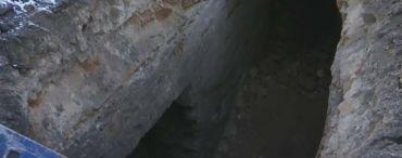 У Рівному виявили стародавній підземний тунель