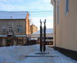 У Мукачеві відкрили міні-парк та пам'ятник, присвячений єпископу Реформатської Церкви на Закарпатті Лайошу Гулачі