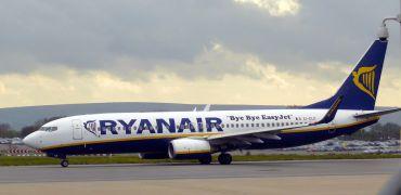 Ryanair будет летать из Украины за 20–40 евро в шесть стран