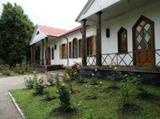 Ограблен музей Гоголя