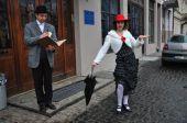 В Черновцах состоялась театрализованная ретро-экскурсия