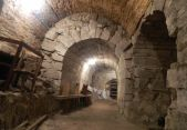 В Тернополе прошла первая ночная экскурсия в подземелья