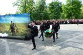 Герої не вмирають: у Дніпрі відкрили Алею пам'яті загиблим воїнам АТО