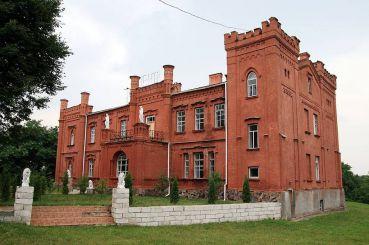 В Винницкой области продается старинный дворец