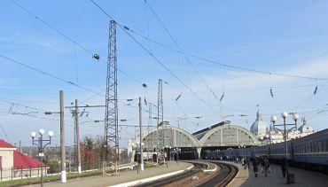Из Украины пойдут поезда в Варну и Вену