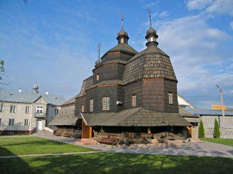 Исполнилось 300 лет Вознесенской церкви, построенной без гвоздей