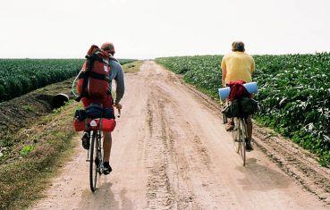 Украинские туристы-экстремалы: на велосипеде в Сингапур и Южную Америку